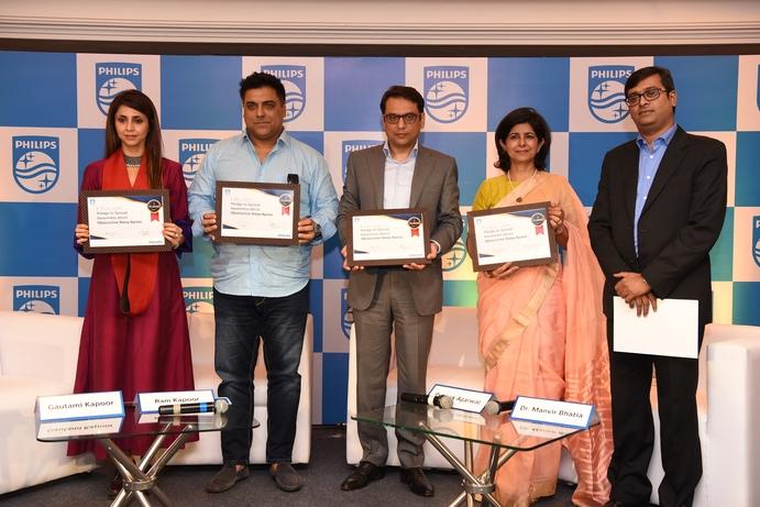 Gautami Kapoor, Philips Healthcare, Ram Kapoor, News