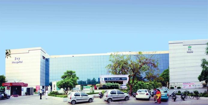 Gurtej Singh, IVY Healthcare Group, Ivy Hospital's growth story, Hospital