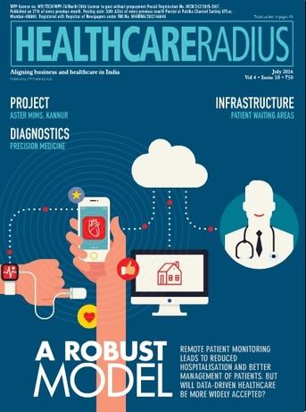 Healthcare Radius magazine, Digital edition, June 2013