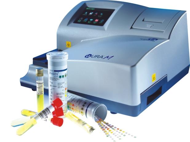 LAURA M, Transasia Bio- Medicals Ltd, Urine analyzer, Medical Products