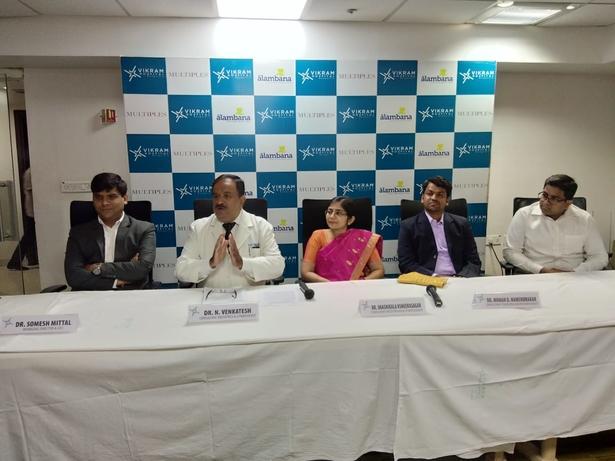 Pregnancy induced hypertension, Vikram Hospital