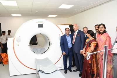 Dr Prathap C Reddy, Apollo, Biograph Vision, PET CT