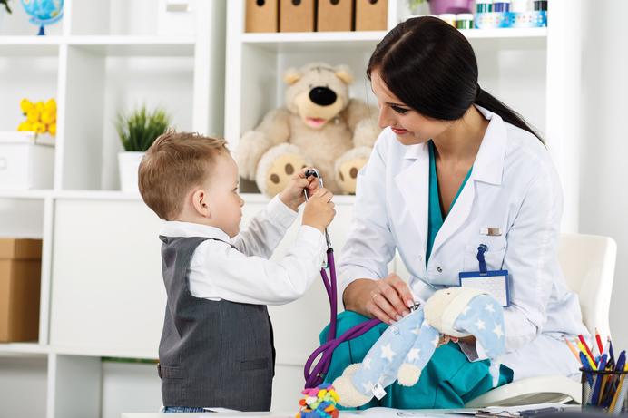 Blueair, Mental health, Hospital for Children