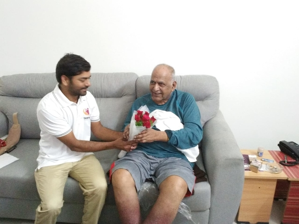 Anvayaa Kin Care, Senior care provider, AI, Cloud based technology platform, Elder care