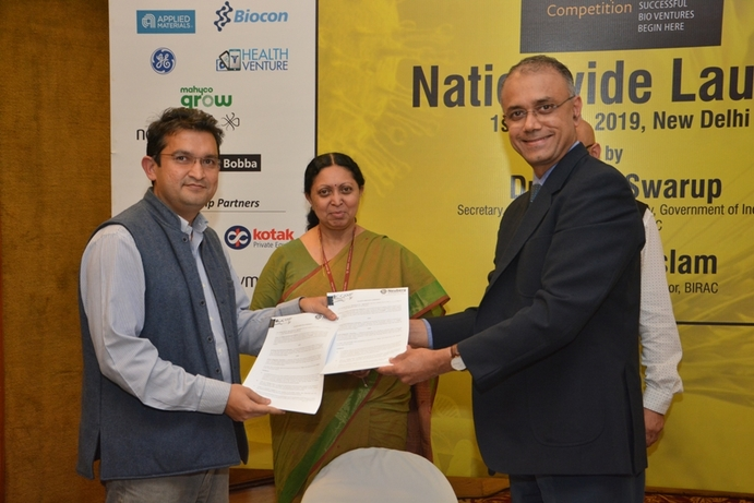 Neuberg Diagnostics Private Limited, Centre for Cellular And Molecular Platforms, Department of Biotechnology, Disruptive innovations, Technical training courses