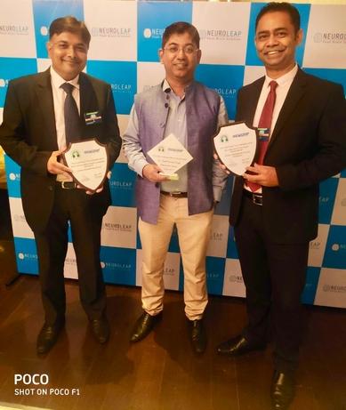 Cadila Pharmaceuticals, TISS LeapVault CLO awards, Awards, Social Media Based Learning Program, Tata Institute of Social Sciences