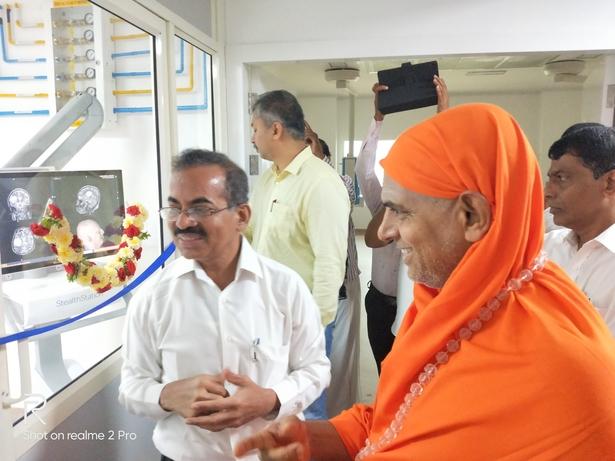 Hybrid OR, Brains Hospital, Bengalaru, Tumor embolization, Micro-surgery