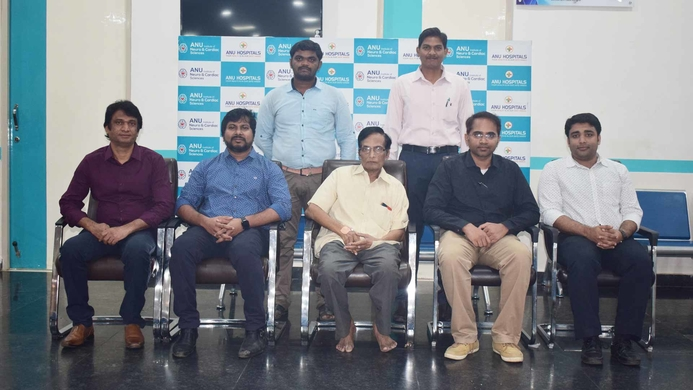APOSAN, Parkinson, Consultant Neurologist, Neurology, Apomorphine HCL, Pump, Venkateswarlu, Rusan Pharma, Drug Controller General of India, Naveen Thota, General of India