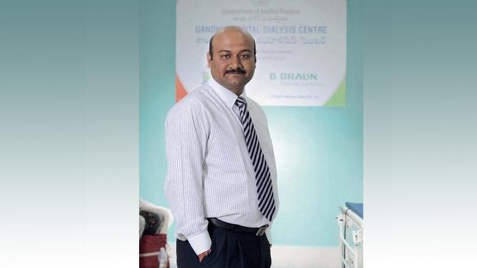 Rahul Medakkar, CEO, Continental Hospitals, Manipal Hospitals, Apollo Hospitals, B Braun Medicals, CARE Hospitals, Hyderabad, Chief Executive Officer, Healthcare, Hospital operations