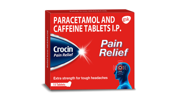 Crocin Pain Relief, GSK, Crocin Advance, GSK markets, Naveed Ahmed, Healthcare professionals, Croin Drops, Consumer Healthcare