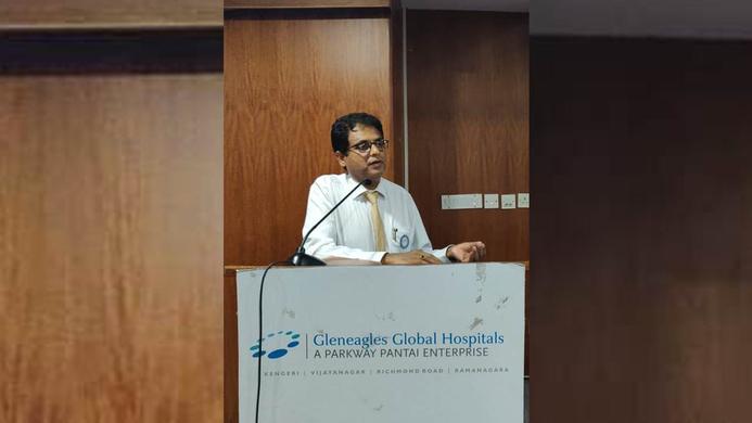 BGS, BGS Gleneagles Global Hospital, Srinath A, Karthigai Selvi, Diabetes free  Bengaluru, WhatsApp, Chief Dietitian
