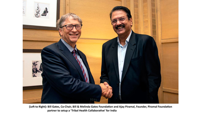 Piramal Foundation, Gates Foundation, Tribal health collaborative, Tribal health, Bill  Gates, Melinda Gates, Sustainable Development Goal, SDG, SDG, Healthcare in India