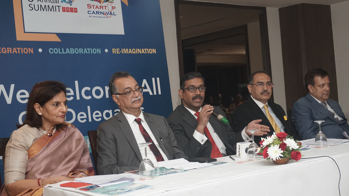 NATHealth, NATHEALTH 6th Annual Summit, Healthcare Growth Trajectory', Indian Chambers of Commerce, Sudarshan Ballal, Manipal Health Enterprises, Health for All, Indian Medical Association, Preetha Reddy, Indian healthcare