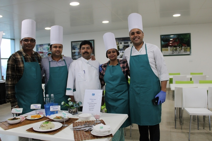 Columbia Asia Hospital, Safety and security, Support Service, F&B, Culinary workshop