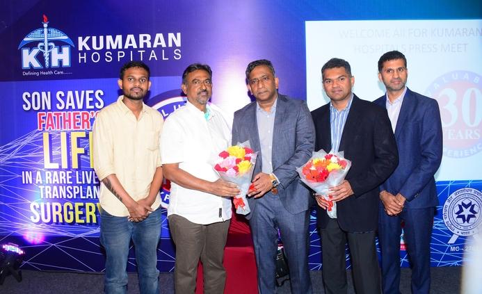Mohamed Rela, ABO, Kumaran Hospitals, David Marshall, World Renowned Liver Transplant Surgeon, Chromepet, Chennai, Kilpauk, Living Related Donor, Brain-dead