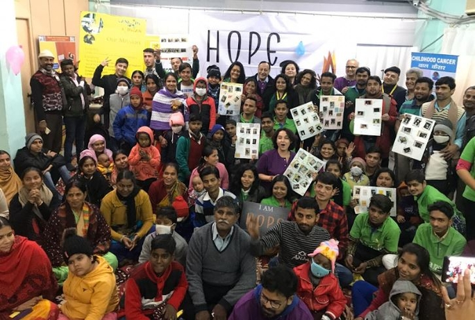 CanKids, CanKids KidsCan India, Hope B~Lit, Cancer patients face, Got Cancer, American NGO, Mumbai, Kolkata, Delhi, Felicitate Cancer Survivors, Quality of Life, Child with Cancer, Rights of the Child with Cancer, CSR partnerships, Sonal Sharma