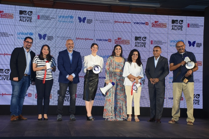 J&J, Campaign on Tb, Johnson & Johnson, Johnson & Johnson Services Inc, MTV, Alive Foundation, Government of India, MTV Nishedh, MTV India, Sarthak Ranade, MTV Shuga, HIV, Reproductive health, Reproductive health across Africa