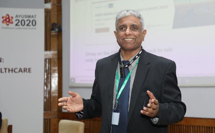 Ayusmat2020-Prof Shankar Venkatgiri