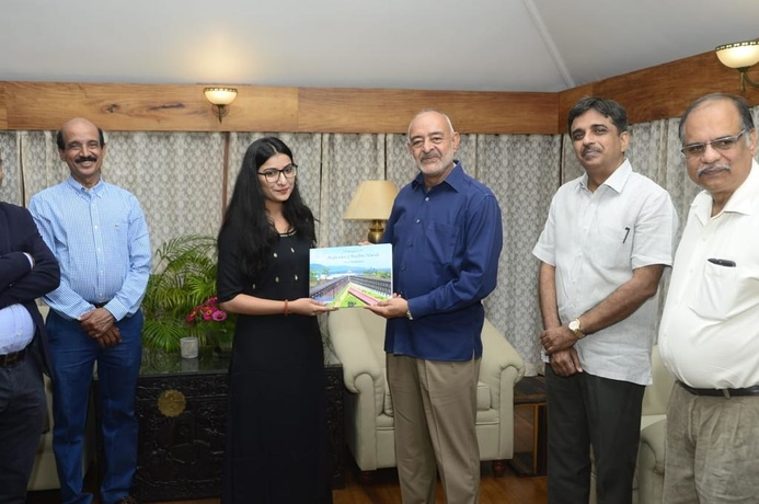 Mumbai's Asian Heart Institute, Andaman and Nicobar Islands, AK Mandal, Lieutenant Governor Admiral Devendra Kumar Joshi, Santosh Kumar Dora, ANIIMS, Andaman and Nicobar Islands Institute of Medical Sciences, Echocardiogram, Ramakanta Panda, Asian Heart Institute