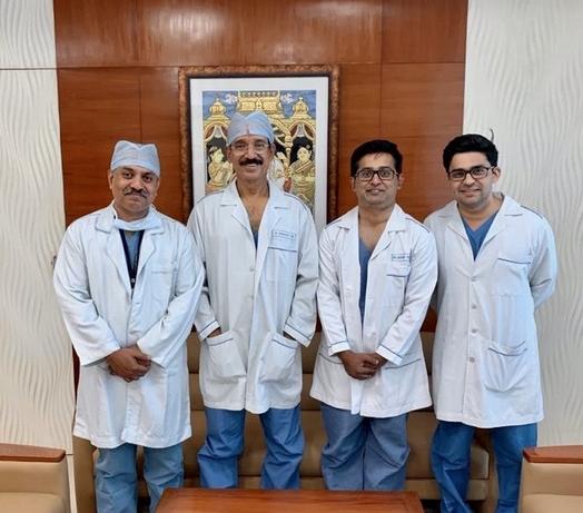 Asian Heart Institute, Congenital Heart Disease clinic, Grown Up, Congenital heart disease, GUCH, Sarang Gaikwad, Santosh Kumar Dora, Electrophysiologist, Cardiac electrophysiologist, Heart rhythm, Pulmonary artery pressures