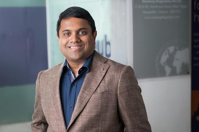 Dr GSK Velu, FICCI, Trivitron Healthcare, Tamil Nadu