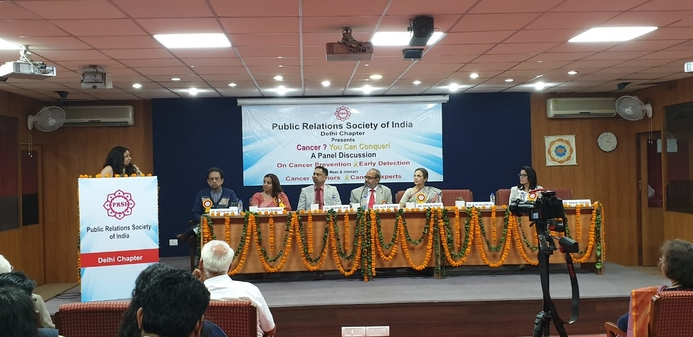Cervical cancer, Women, Vaccination, Prevention, FOGSI, CRPF, Breast cancer, Dr. Alpesh Gandhi, Indian society of colposcopy and cervical pathology
