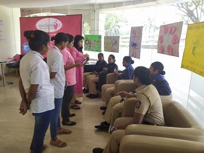 Pap smear test, Motherhood Hospital, Breast examination, Navi Mumbai, Lady cops
