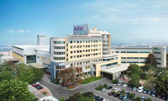 Aster Hospitals Bangalore, COVID-19, Aster COVID-19, Aster CMI Hospital, Aster RV Hospital, Coronavirus, Tele-triage, Azad Moopen, DM Healthcare, Harish Pillai, Healthcare India