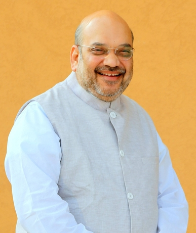 Union Home Minister- Amit Shah