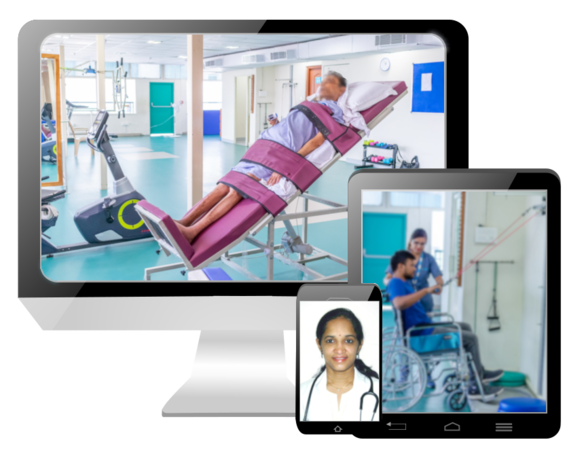 SuVitas, Virtual rehab services, COVID-19, Pain Management, Antra Bhargava