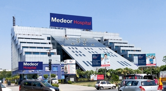 Medeor Hospital, Manesar, Dedicated COVID hospital, COVID-19, Coronavirus, ICMR