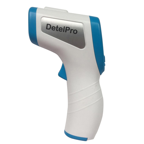 DetelPro, IR thermometer, Infrared thermometer, Yogesh Bhatia, COVID-19