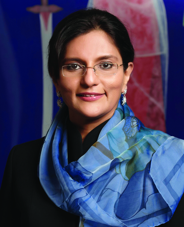 Preetha Reddy is the newly elected president of NATHEALTH