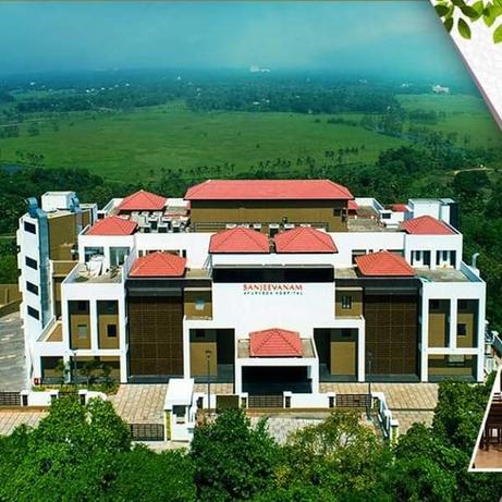 Sanjeevanam Ayurveda Hospital, Ayur Diamond Star Classification', Ayurveda, Department of Tourism, Kerala, Dr AV Anoop, Naturopathy, Yoga