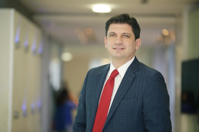 Daniel Mazon, Vice Chairman and Managing Director, Philips Indian Subcontinent