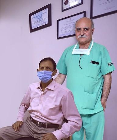 BLK Hospital, Delhi, TAVR, Dr.Ajay Kaul, Cardiology, Cardiothoracic and Vascular Surgery