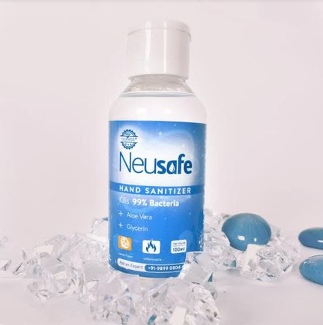 Neusafe, COVID - 19, AYUSH Ministry, Hand sanitisers, Hand wash hygiene, Global Healthfit Retail India