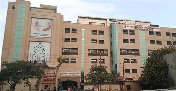 Metro Hospital, Noida, World Stroke Organization, Neuro sciences, Stroke