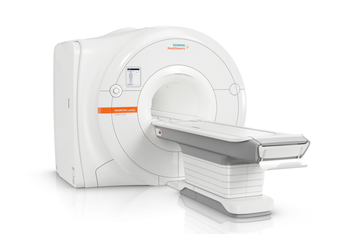 Siemens Healthineers offers a 7T clinical MR system- MAGNETOM Terra.