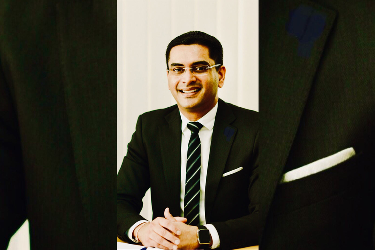 Roche appoints Omar Sherief  Mohammad as the new GM for India
