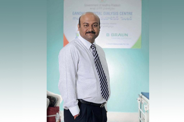 Dr Rahul Medakkar appointed as CEO of Continental Hospitals
