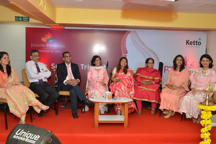 Jaslok Hospital & Research Centre launches breast cancer clinic