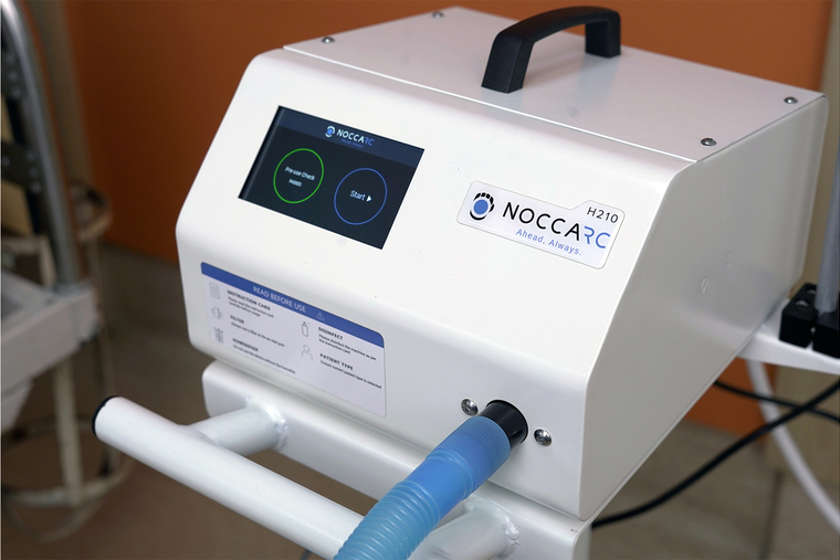 Nocca Robotics launches High-Flow Oxygen Therapy Device Noccarc H210 for critical care treatment of COVID-19 patients