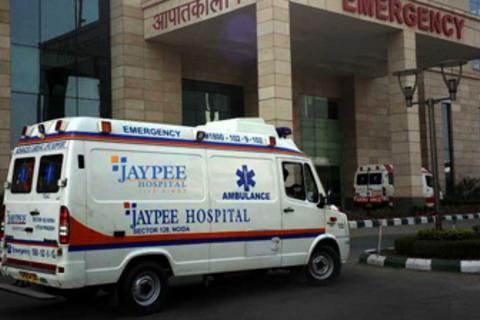 Kidney transported at Jaypee Hospital saved life
