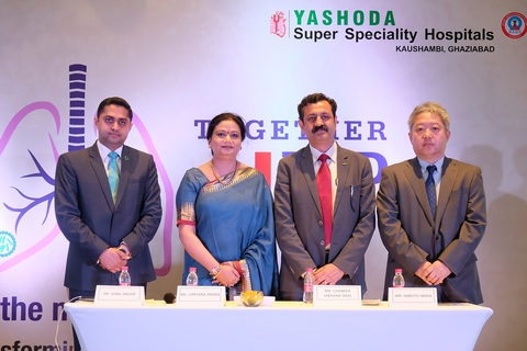 Fujifilm joins hands with Yashoda Hospital to end TB