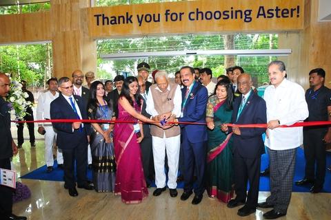 Aster RV Hospital inaugurated by Governor of Karnataka