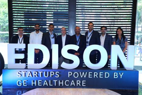 GE Healthcare launches first startup collaboration programme for its Edison platform