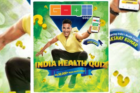 GOQii will launch #FitIndia special edition fitness tracker