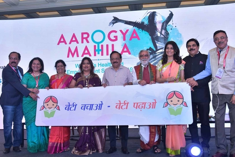 FOGSI hosts Aarogya Mahila - a women's health and empowerment summit