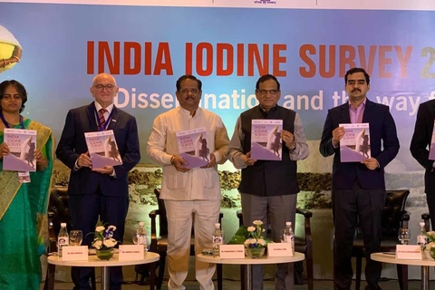 Nutrition International and partners disseminate results of India Iodine Survey 2018-19